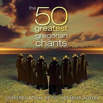 The 50 Greatest Gregorian Chants