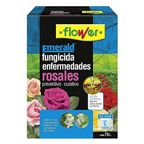 Flower Enfermedades Rosales 10ML, Único