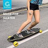 Zoom IMG-2 gonex 42 longboard skateboard completo