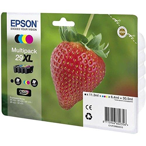 Epson C13T29964022&Nbsp;Cartouche D'Encre, Multicolore