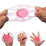 Keepafit Finger Exerciser & Hand Strengthener (Light Tension)