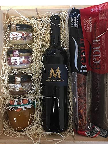regalos de empresa o particulares con productos gourmet