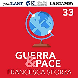 La crisi di Libia / 1 (Guerra & Pace 33) copertina