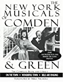 "book cover: ""The New York Musicals of Comden and Green"""