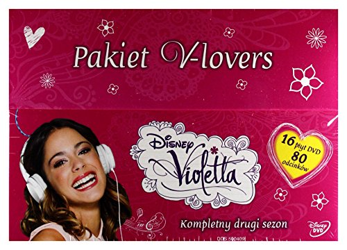 Violetta (BOX) [16DVD] [Region 2] (IMPORT) (Keine deutsche Version)