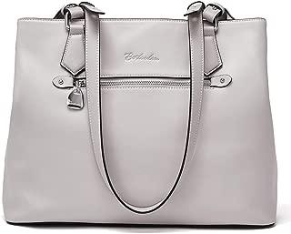 Women Handbag Genuine Leather Shoulder Bag Soft Designer Top Handle Purses