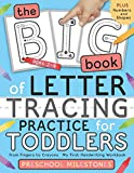 preschool birthday chart - The Big Book of Letter Tracing Practice for Toddlers: From Fingers to Crayons - My First Handwriting Workbook: Essential Preschool Skills for Ages 2-4 (Preschool Milestones Teach and Learn)