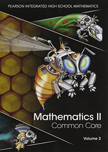 Mathematics Ii Common Core Vol 2