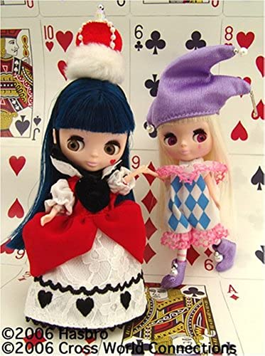 [Petite Blythe] Royal Pierrot and Victorian Monarch