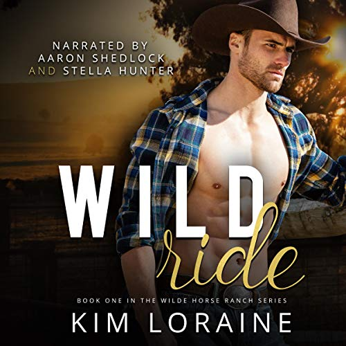 Couverture de Wild Ride