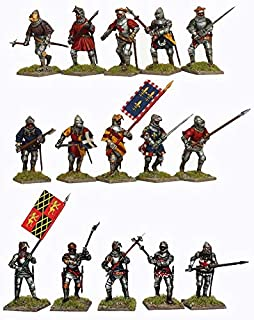 perry miniatures foot knights