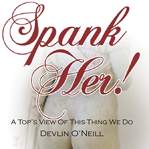 Spank Her!  audiobook cover art
