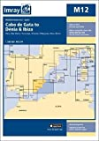Imray Chart M12: Cabo de Gata to Denia and Ibiza (M Charts)