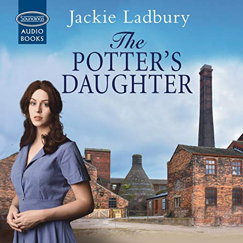The Potter's Daughter audiobook cover art