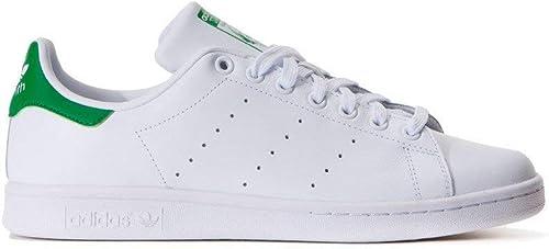 Adidas - Hauszapatos de Cuero para Hombre púrpura Bianco gris