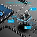 Zoom IMG-1 netvip trasmettitore fm bluetooth 5