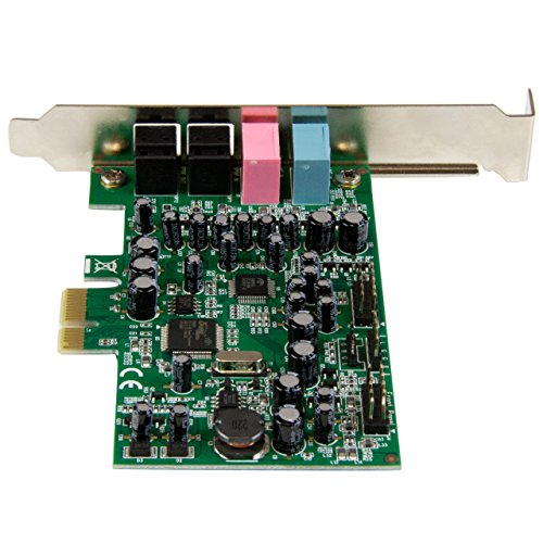 StarTech.com 7.1 Channel Sound Card