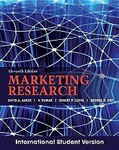 Marketing Research: International Student Version