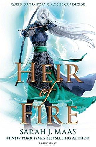 Heir of Fire: Sarah J. Maas: 3 (Throne of Glass)