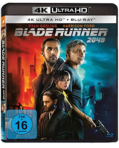 Blade Runner 2049 (4K Ultra-HD) [Blu-ray]