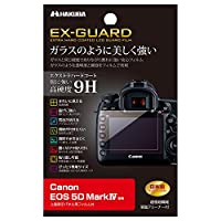 HAKUBA 液晶保護フィルム EX-GUARD Canon EOS 5D MarkIV専用 EXGF-CE5D4