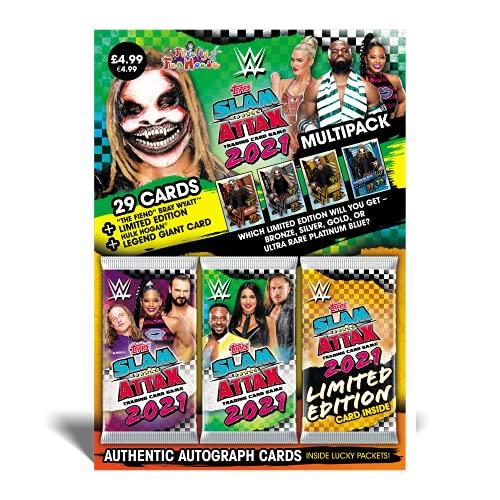 Topps WWE Slam Attax 2021 - Multipack - The Fiend (Green)