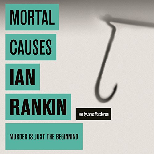 Mortal Causes audiobook cover art