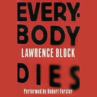 Everybody Dies audiobook cover art