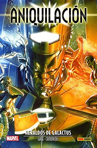 Aniquilación Saga 5. Aniquilación. Heraldos de Galactus