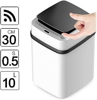 Cubo De Basura, Cubo De Reciclaje, Automatico con Sensor De