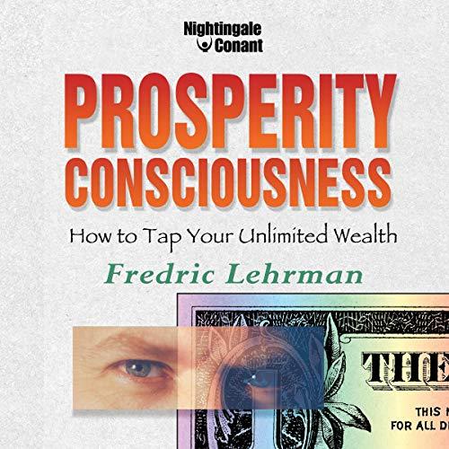 Couverture de Prosperity Consciousness