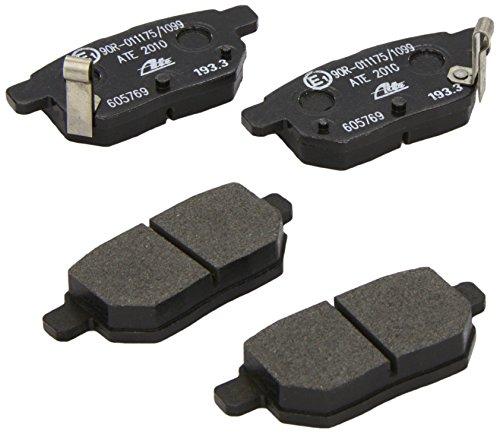 Preisvergleich Produktbild ATE 13.0460-5769.2 Bremsbelagsatz,  Scheibenbremse