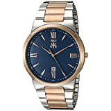 Jivago Men's 'Clarity' Quartz Stainless Steel Casual Watch (Model: JV3516)