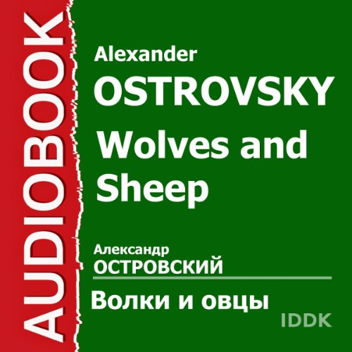 Wolves and Sheep [Russian Edition] audiobook cover art