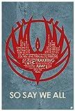 Battlestar Galactia: So Say We All Giclée-Poster von