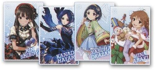 Set von drei Lotto-Idol Master Cinderella mädchen G-Award Stimme mit Studenten Bromid gesetzt RIN SHIBUYA meisten anderen (Japan Import   das Paket und das Handbuch sind in Japanisch)