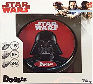 Zygomatic- Dobble Star Wars - Español (Asmodee ASDOSW02) , color/modelo surtido