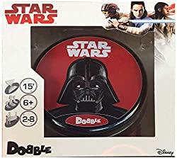 Board Games and Card Games - Star Wars Dobble