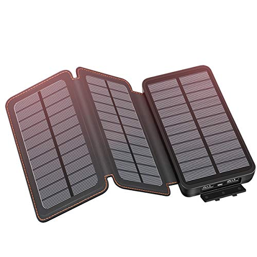 YONSIEO Solar Power Bank review