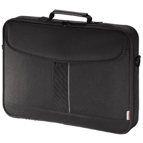 Hama Notebook-Tasche Sportsline I (Tasche für Laptop / Notebook, geeignet für Computer bis 15,6 Zoll / 40 cm Bildschirmdiagonale, Laptoptasche) schwarz