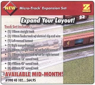 micro trains track