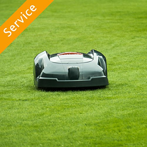 Robotic Lawn Mower Setup