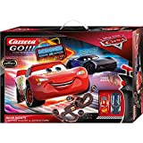 Carrera- Disney: Pixar Cars-Neon Nights Juego con Coches, Multicolor (Stadlbauer 20062477)