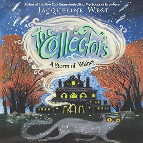 Couverture de The Collectors #2: A Storm of Wishes
