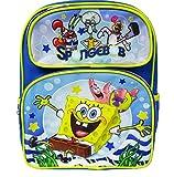 SpongeBob'Smooth Sailing' - 12' Toddler Size Backpack - A19260
