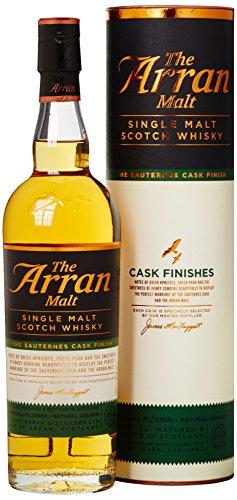 Arran The Sauternes Cask Finish mit Geschenkverpackung  Whisky (1 x 0.7 l)