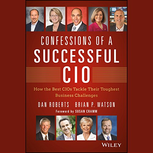 Confessions of a Successful CIO cover art