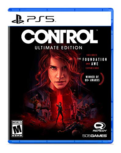 Control Ultimate Edition (輸入版:北米) - PS5