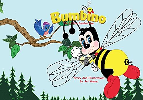 Bumbino - The Italian Bumble Bee (English Edition)