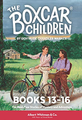 The Boxcar Children Mysteries Boxed Set #13-16 (English Edition)
